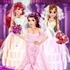 Princess Belle Dress Up